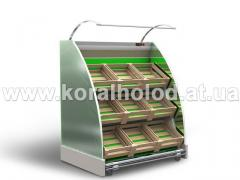 "Refrigerating vegetable rack ""Louisiana VF"