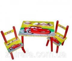Стол и 2 стула М 0292