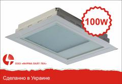 Светодиодный светильник для АЗС