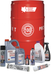 Lubricants and products of auto chemical goods of