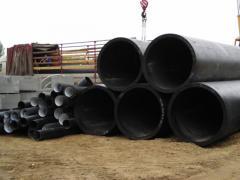 Трубы ПНД полиэтиленовые напорные для воды, ГОСТ