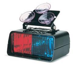Beacon pulse CODE 3 - 805 (USA).