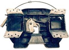 Седельно-сцепное устройство для установки на