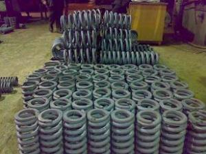 Compression springs (screw springs of compression