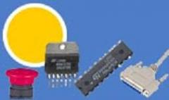 Electronics for machines from ChPU (CNC machines)