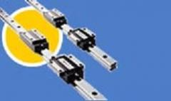 Linear guides for CNC machines (machines with