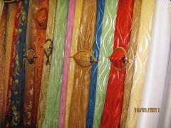 Продаем портьерные и гардинные ткани оптом и в