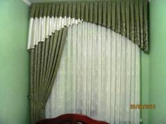 Tailoring of curtains and curtains of any