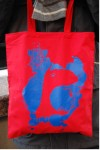 Sports bags for stock