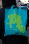 Bags are beach