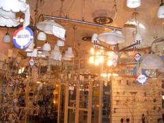 Люстры в ассортименте в магазине Софит