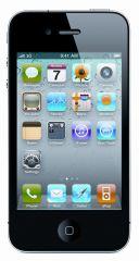 Apple iPhone 4 8GB (Black)