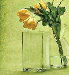Vases for ice cream, flower vases, vases for