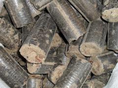 Briquettes fuel, wood