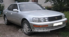 Spare parts of 4.0 AKPP, B. at Lexus LS 400 93