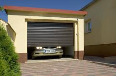 To buy rolling shutters for garage Odessa