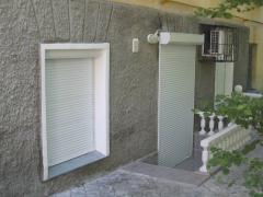 Rolling shutters protective in Odessa