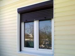 Rolling shutters are window