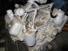 Двигатель ЯМЗ 236 автомобиля МАЗ.