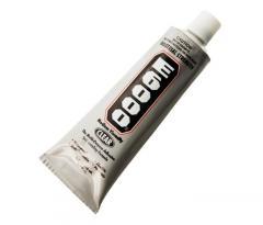 E-6000 текстильный клей для страз 110 ml