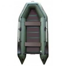 Надувная килевая моторная лодка КМ-330Д
