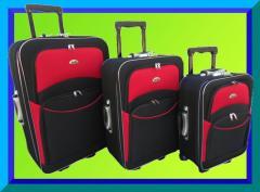 Suitcase bag 773rd set 3 pieces