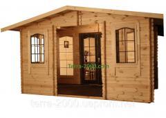 Деревянные дома под ключ цена,  от украинского