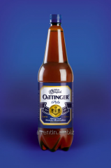 Production of a label for drinks from film BOPP -