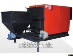 Котлы твердотопливные стальные жаротрубные Rӧda RK3G/S-30 с ручным розжигом, с механичной закладкой топлива