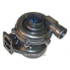 Turbocompressor (TKR) of the car Euro KAMAZ