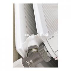 Radiators are steel heating