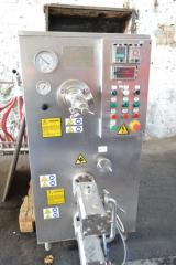 SECOND-HAND Frizera of 300 l/hour, Italy, Sidam