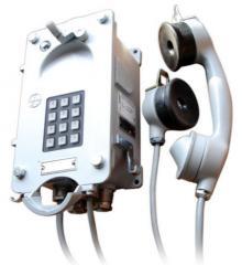 Аппараты телефонные судовые TESLA