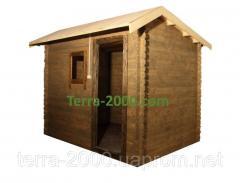 Бытовки деревянные для хранения хоз.инвентаря