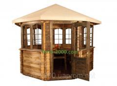 Беседки деревянные - с доставкой цена, фото,