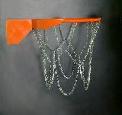 Корзина баскетбольная,  усиленная с сеткой...