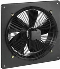 Вентиляторы всех типов: осевые, центробежные,