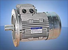 Электродвигатели с принудительным охлаждением