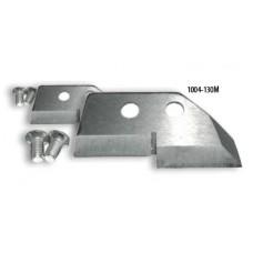 Ножи для ледобура модифицированные ступенчатые