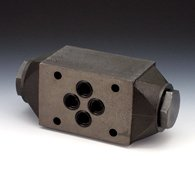 The backpressure valve - HK HR 01