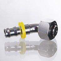 The plug-in nipple, DKOL, corner 45 ° - ND AOL 45