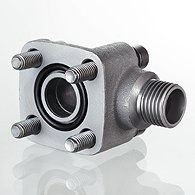 Replacement strainer-Sets for mudflaps made of gunmetal - K-ERSATZSIEBE SM-FI VA