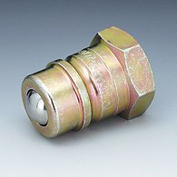 The plug of the plug-in coupling - SKS IR SP