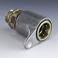 The plug of the plug-in coupling - SKM HL 3 U