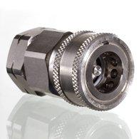 Safety ball valve with spring return - K-S-BKR FEDERRUECKSTELLUNG