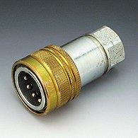 The plug of the plug-in coupling - SKM IR SP