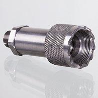 2-ходовой шаровой кран, исполнение для низкого давления - BKR HR ND