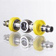 Зажимное кольцо для пластмассовой трубы - K 70-001
