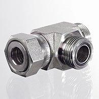 Safety couplings DN 7.4, stainless steel 1.4404, female, swivel type - K-LKM S NW7,4 DREH IG VA