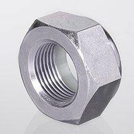 Flat, selflocking nut for piston stopper - HK CDB